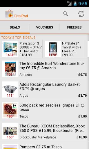DealPad Ad-Free - HotUKDeals
