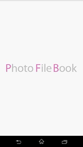 PhotoFileBook 1.3 Windows u7528 1