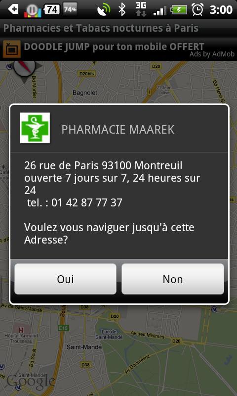 Paris: Night Services- screenshot