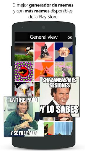 Memes Generator para Whatsapp