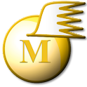 Mercury Messenger (Donate) logo