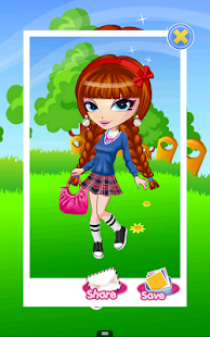 Dress Up! School Girls - screenshot thumbnail