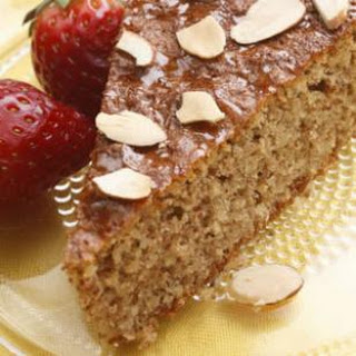 Flourless Honey-Almond Cake.