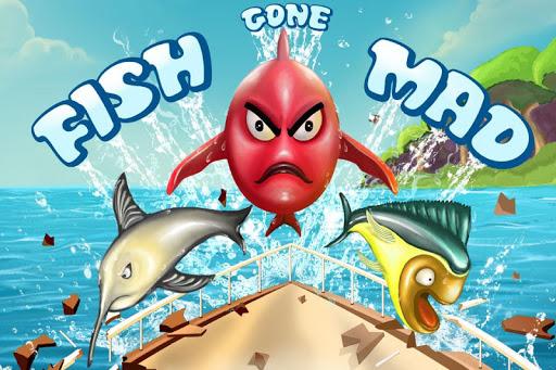 Fish Gone Mad