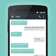 EvolveSMS Theme Android L