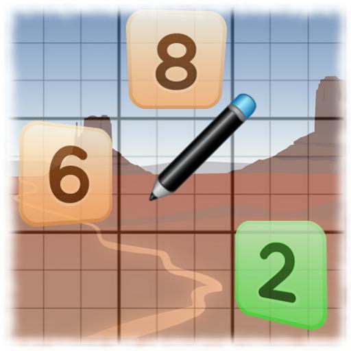 Sudoku Genius: Challenge 10000 LOGO-APP點子