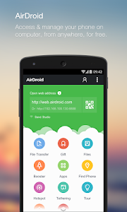 AirDroid: File Sharing & More v3.0