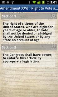 Drexel U.S. Constitution- screenshot thumbnail