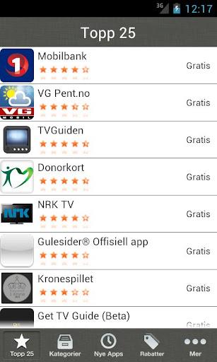 Norske Apps
