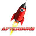 Afterburn Gym workout exercise icon
