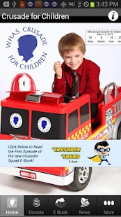 WHAS Crusade for Children - screenshot thumbnail