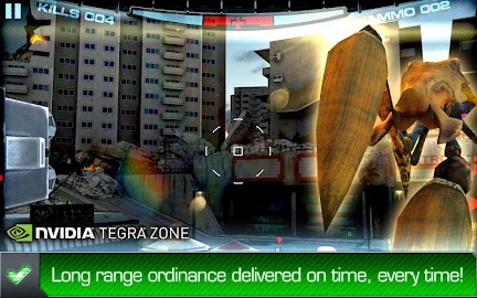 Razor Salvation Screenshot 2