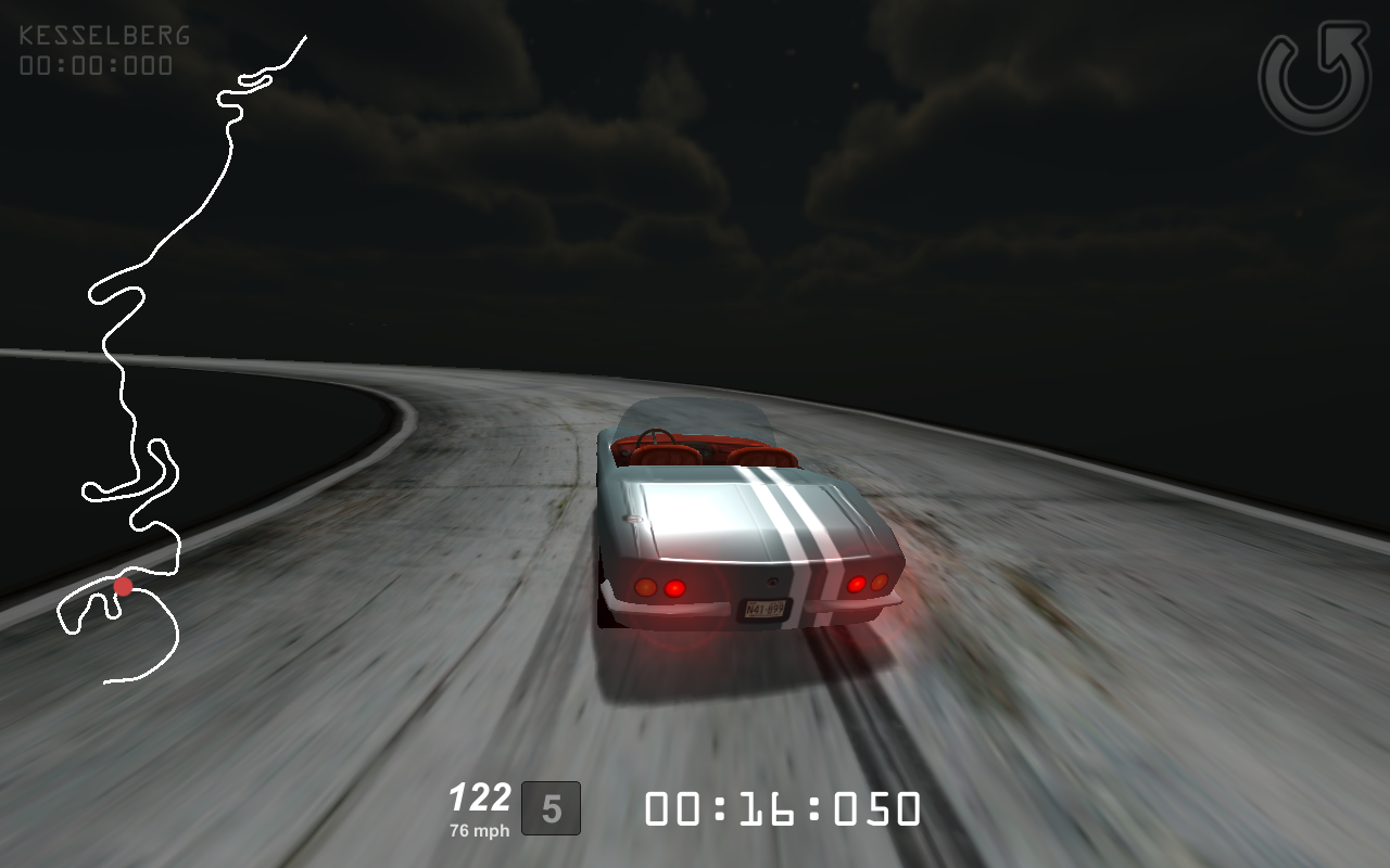 Kesselberg Legendary Racing- screenshot