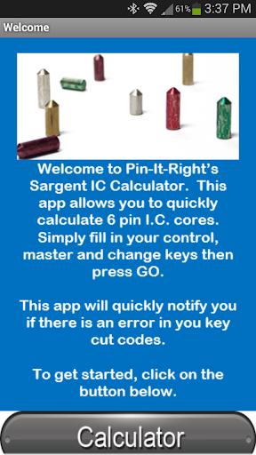 Sargent Calculator