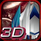 GalaxyLaser 3D icon