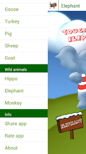 Animal Book for Kids screenshot