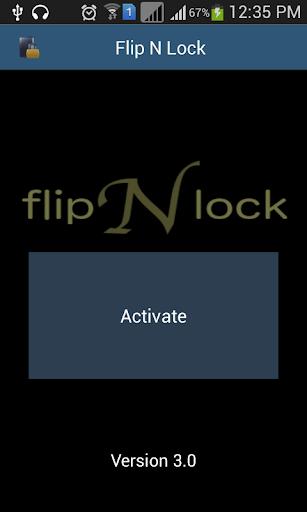 Flip N Lock