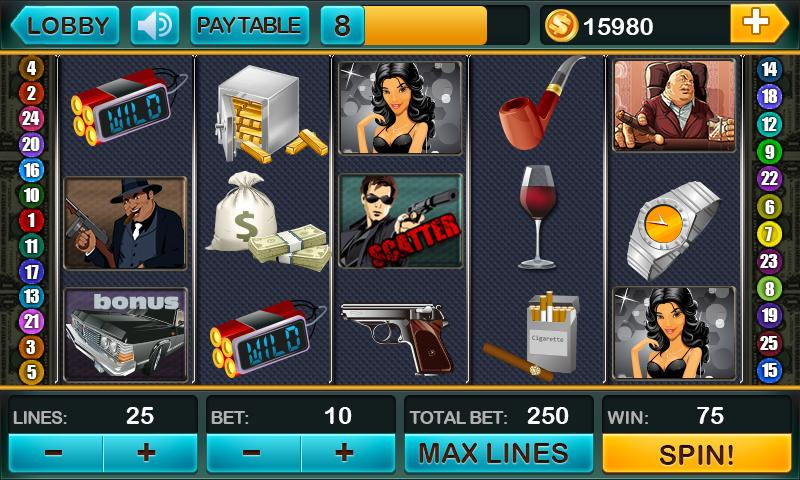 Slots Mania - screenshot