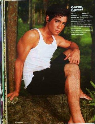 Provocative Hot Men: Cosmopolitan 69 Bachelors 2007 Revisited