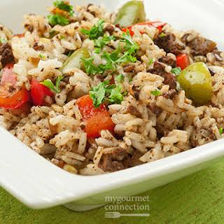 Dirty Rice.