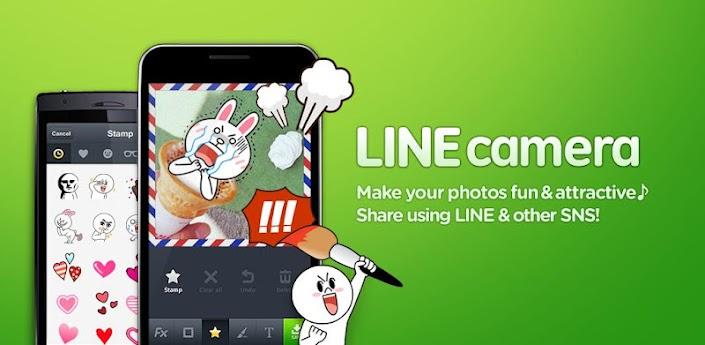 LINE camera v2.4.1 apk