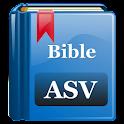 Bible ASV: Bible Ads Free icon