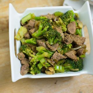 Beef + Broccoli