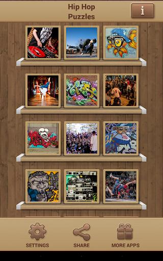 ヒップホップパズル|玩解謎App免費|玩APPs