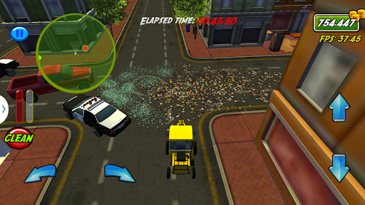 City Sweeper - Clean it Fast