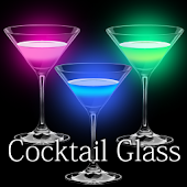 Cocktail Glass Live Wallpaper