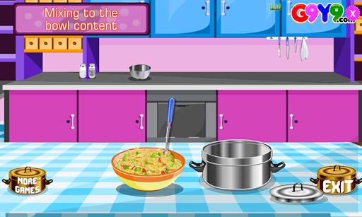 休閒必備免費app推薦|通心粉沙拉烹饪游戏線上免付費app下載|3C達人阿輝的APP