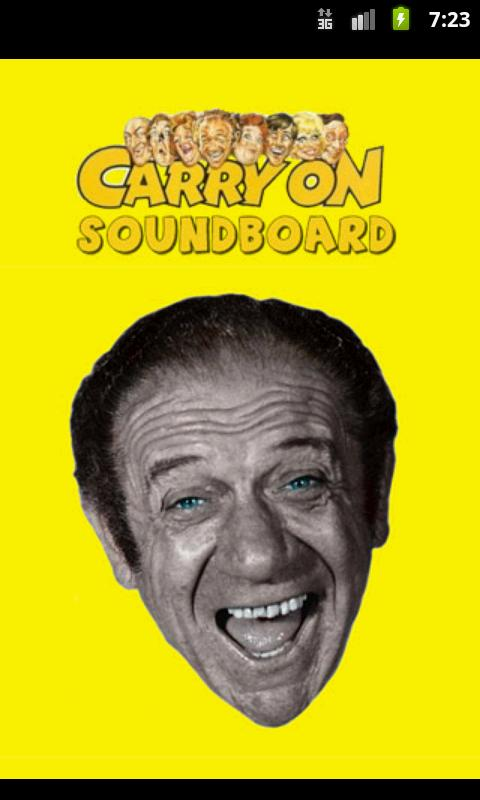 Carry On Soundboard - screenshot
