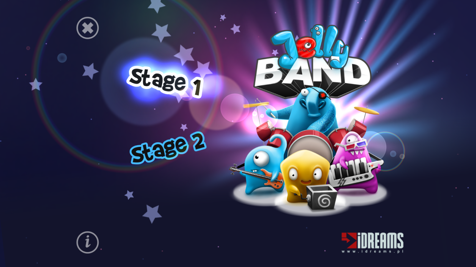 Jelly Band- screenshot