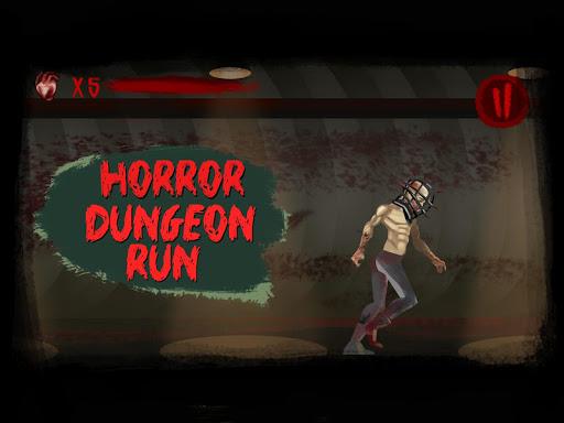 Horror Dungeon Run