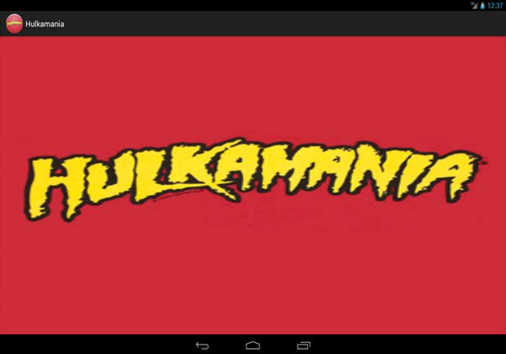 "Hulkamania ""Whatcha gonna do?"" - screenshot"