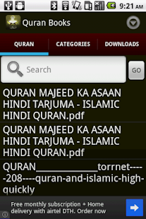 Quran Books - screenshot thumbnail