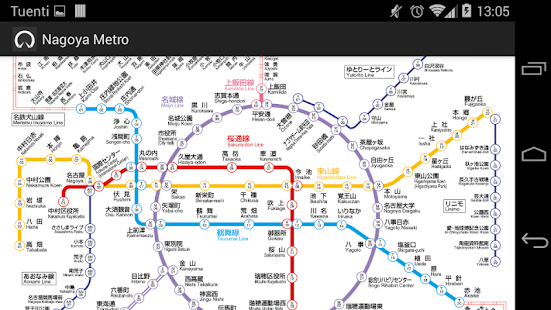Nagoya subway offline Apps on Google Play