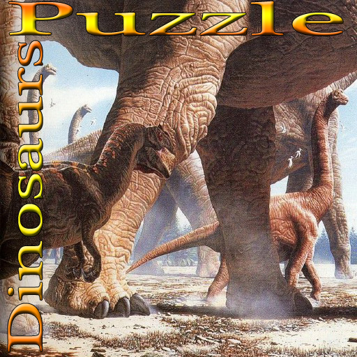 Puzzle Dinosaurs 2