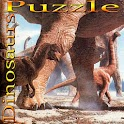 Puzzle Dinosaurs 2 logo