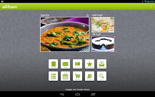 Screenshot of Mat&Mera recept