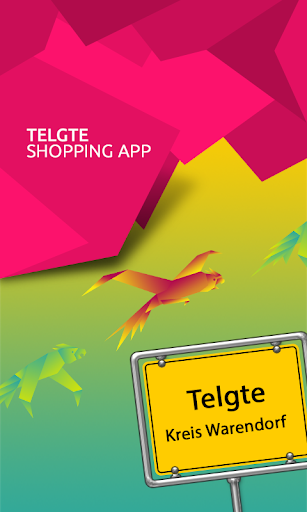 Telgte Shopping App