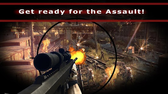 ZOMBIE ASSASSIN 3D- screenshot thumbnail