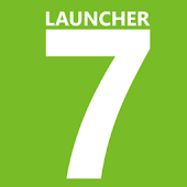 Launcher 7 - Donate icon