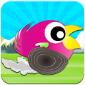 Tiny Birds Run - Ice Age Quest icon