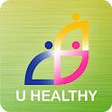 유헬씨 유헬시 유핼시 임상시험 uhealthy icon