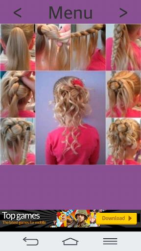 Hairstyles for girls 24.0.0 screenshots 2
