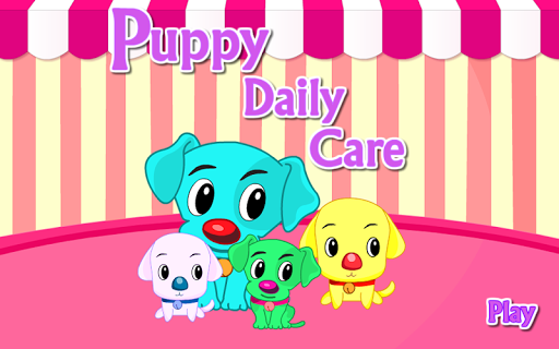 Puppy Care Pet Caring Daily 4.0.1 screenshots 9