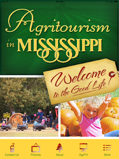 Agritourism In Mississippi- screenshot thumbnail