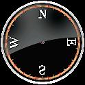 Boussole avec GPS icon