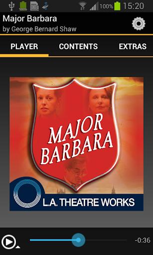 Major Barbara George B. Shaw